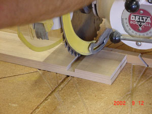 Radial arm saw greentooth Gallery